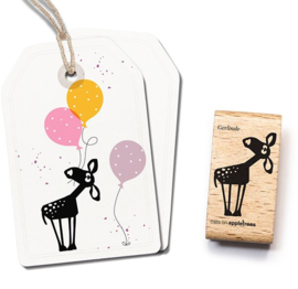 Cats on Appletrees -  2635 - Stempel - Ree Gerlinde