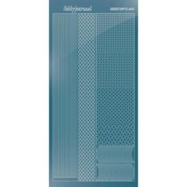 Hobbydots sticker - Mirror - Ice