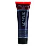 Permanentblauwviolet - 568 - Amsterdam Acrylverf 20 ml
