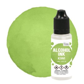 Couture Creations Alcohol Ink Limeade / Kiwi (12mL | 0.4fl oz)