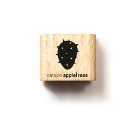 Cats on Appletrees 27321- mini Stempel - Cactus 1