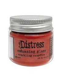 Ranger Distress Embossing Glaze - CRACKLING CAMPFIRE TDE73833 Tim Holtz