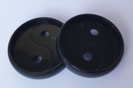 Meaningfull Crafts - 2 Connect discs 12x Black