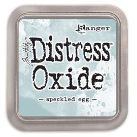 RANGER DISTRESS  OXIDE PAD SPECKLED EGG
