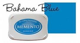 Memento InkpadsME-000-601Bahama blue