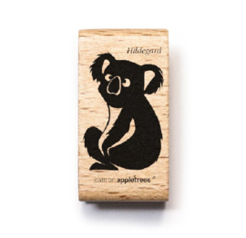 Cats on Appletrees 27342- Stempel -  Koala 3 Hildegard