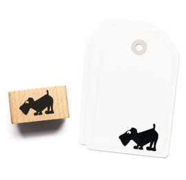 Cats on Appletrees - 2136 - Stempel - Hond Karl
