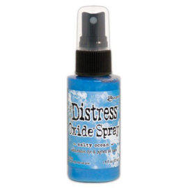 Ranger Distress Oxide Spray - Salty Ocean TSO67849 Tim Holtz