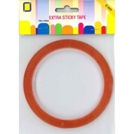 JEJE Extra sticky tape 6mm  (3.3186)
