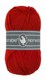 Durable Norwool Rood