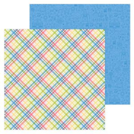 5950: farmer flannel double-sided cardstock