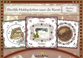 Hobbydols 179 - Sierlijk hobbydotten voor de Kerst