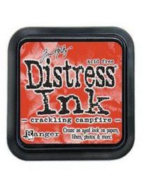 Ranger Distress Inks Pad - CRACKLING CAMPFIRE TIM72294 Tim Holtz
