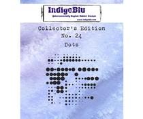 IndigoBlu Collector's No. 24 Dots (IND0493)
