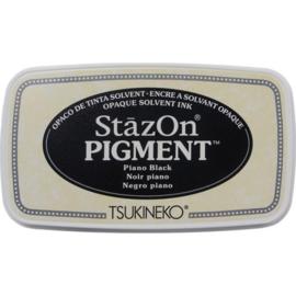 "Stazon pigment inkpad SZ-PIG-031 ""Piano black"""
