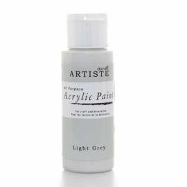 Docrafts - Acrylic Paint (2oz) - Light Grey