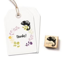 Cats on Appletrees - 2351 - Stempel - Kameleon Lorelis