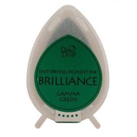 BD-000-021 Gamma Green brillance Dew drops
