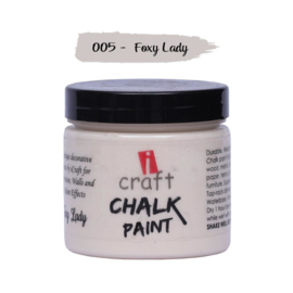 icraft chalk paint 50ml foxy lady 005