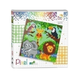 Pixelhobby Set Jungle 44001