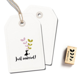 Cats on Appletrees - 2407 - Stempel -  Plant 23