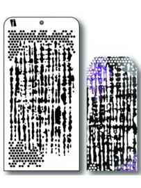 iCraft - Stencil 4x8 -I-8559