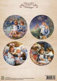 Nevi 022 - Nellie Snellen Vintage - My little brother