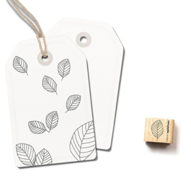 Cats on Appletrees - 2439 - Ministempel - Kleine plant 26