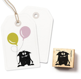Cats on Appletrees - 2303 - Stempel - Monster Louis
