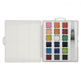 AMI Watercolor Pocket Box 18+waterbrush