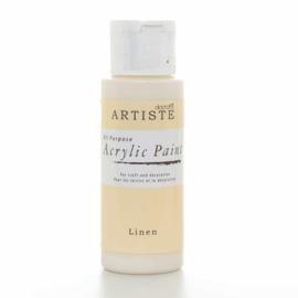 Docrafts - Acrylic Paint (2oz) - Linen
