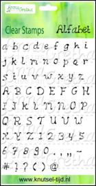 Anna Gretha Design - Stempelset Alfabet