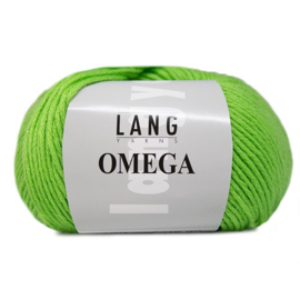 Lang Yarns  - Omega - 016 Apple