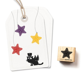 Cats on Appletrees - Stempel - gingerbread star