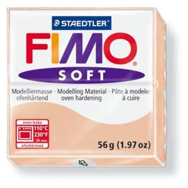 Fimo soft boetseerklei 56 g huidskleur