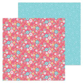 5943: I'm daisy for you double-sided cardstock