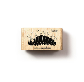 Cats on Appletrees 27202 - Stempel - Rups Luise