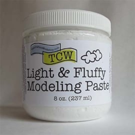 The crafters workshop  Light & Fluffy Modeling Paste 8 oz.