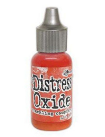 Ranger Distress Oxide Re-Inker  - CRACKLING CAMPFIRE TDR72324 Tim Holtz
