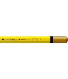 Koh-i-noor Mondeluz Aquarelpotlood nr.2 Lemon yellow