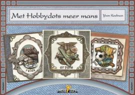 Hobbydols 122 - Met Hobbydots meer mans