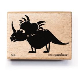 Cats on Appletrees - 27220 - Stempel - Styracosaurus Ruth