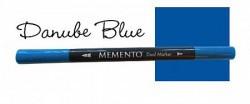 Marker Memento Danube blue PM-000-600
