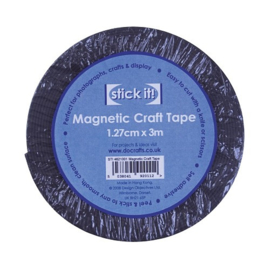 Stick it 3m Magnetic Craft Tape (1.27cm Width)