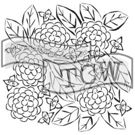 TCW 6x6 TCW275s Flower Garden