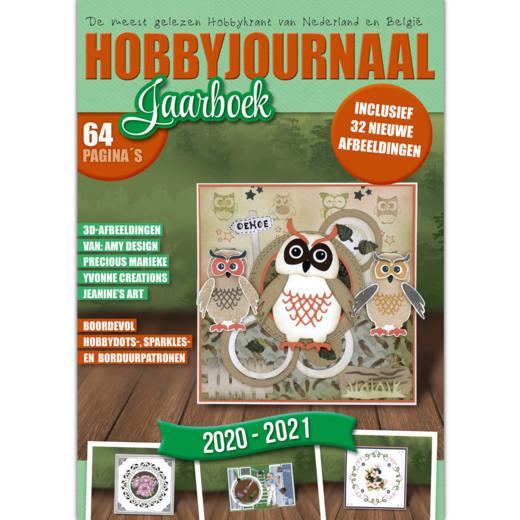 Hobbyjournaal Jaarboek - 2020/2021
