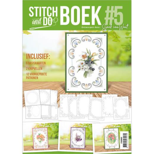 Stitch and Do Boek 5