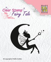 Nellie Snellen Fairy Tale 2 Clear Stamp FTCS002