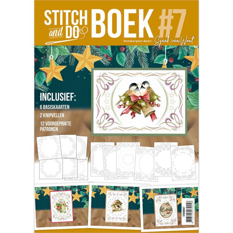 Stitch and Do Boek 7 - Sjaak van Went - Christmas