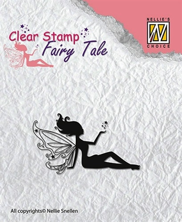 Nellie Snellen Fairy Tale 5 Clear Stamp FTCS005